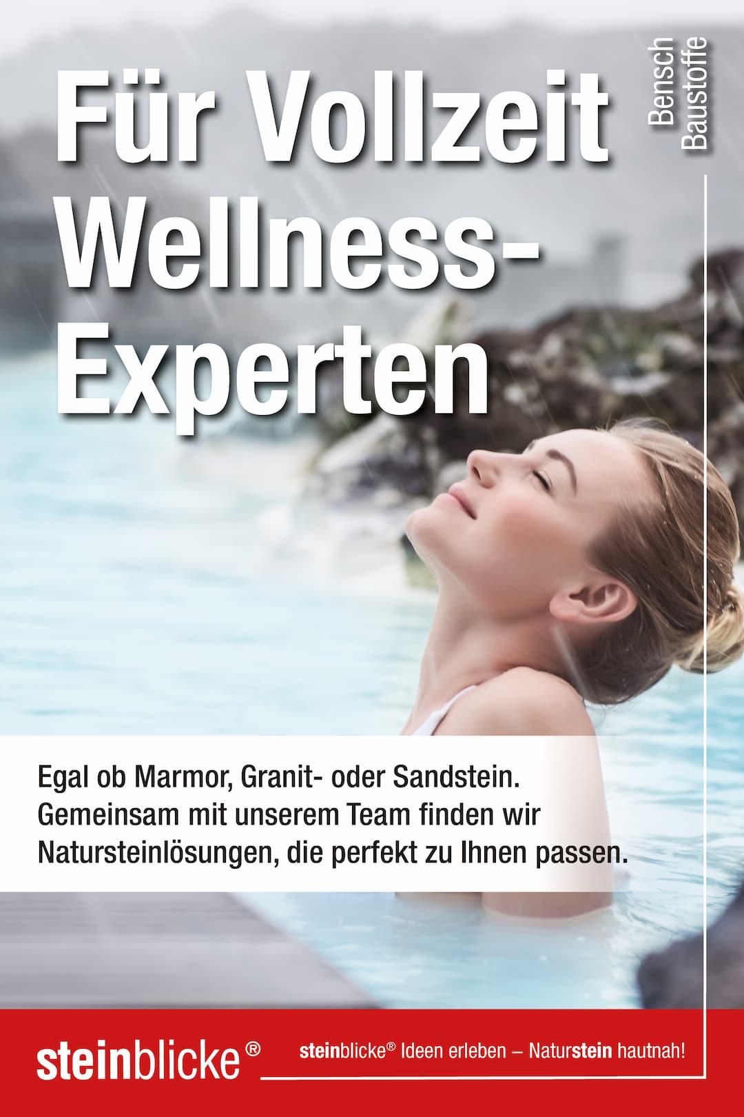 Natursteine für Vollzeit Wellness-Experten